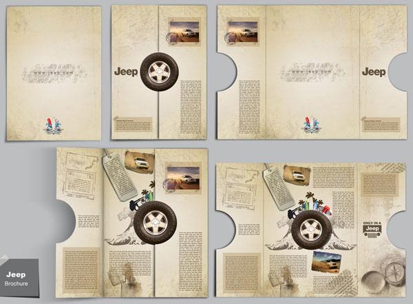 Jeep-Brochure-design