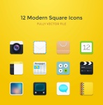 12-modern-square-icons-graphberry