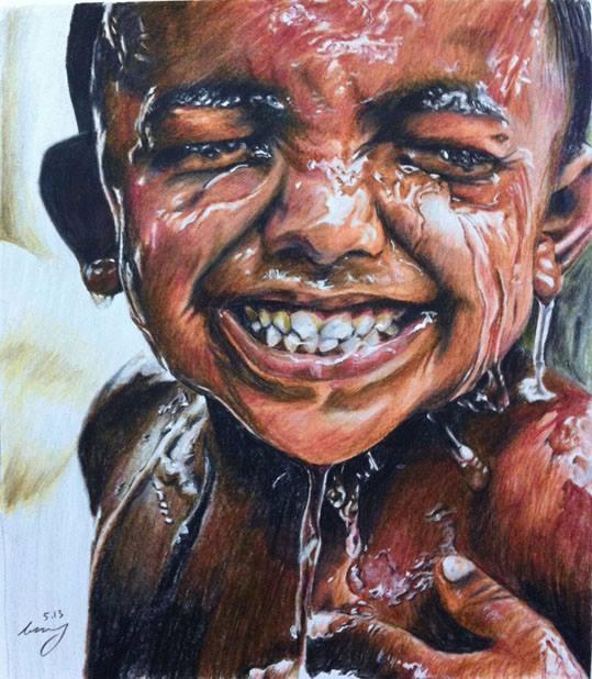 17-boy-water-realistic-color-pencil-drawing