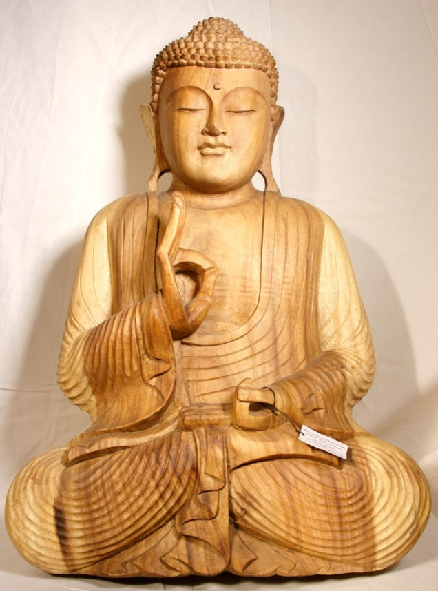 21-wood-carving-buddha