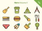 2359122-Free-vector-icons-Retro-Volume-2