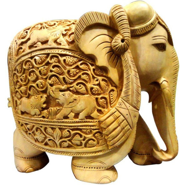 6-elephant-wood-carving-handicraft-rajasthan