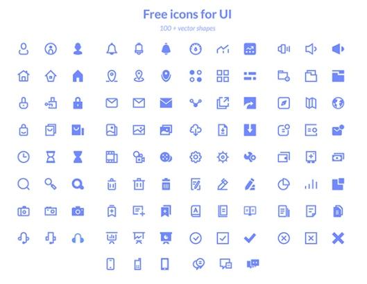 Basic-icons-for-UI