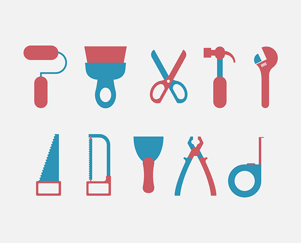 flat-construction-icons
