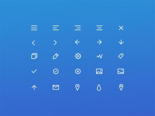Free-25-Icons