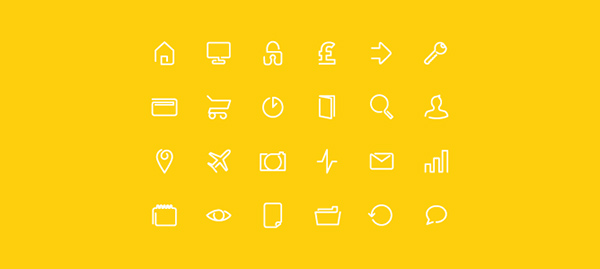 free-continuous-icons