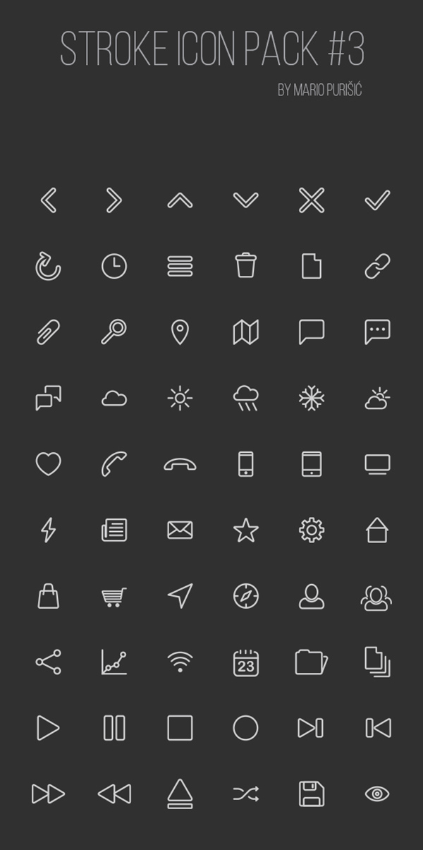 Free-line-icon-pack-24796105
