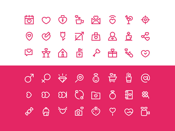 Free-Valentine-s-Day-icon-set