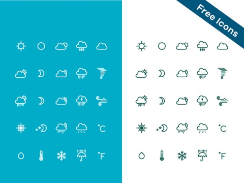 Free-weather-icons-yihsuan