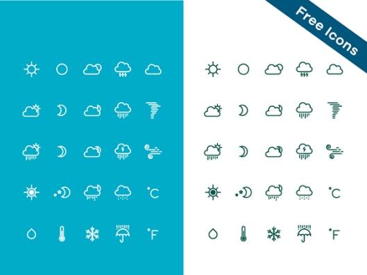 Free-weather-icons-yihsuan
