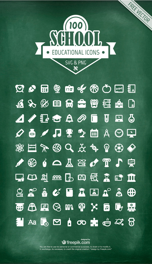 freebie-100-educational-icons-svg-png