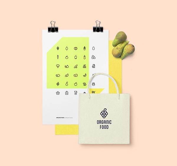 freebie-organic-food-icon-set