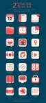FREEBIES-21-Flat-iOs-icon-Set