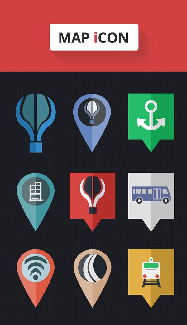 Map-Flat-Icon