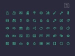 stroke-gap-icons-webfont-free