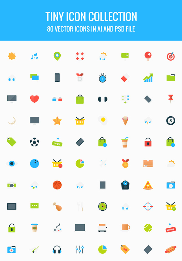 tiny-vector-icons-collection-graphberry