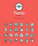 twoo-free-icon-set