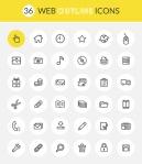 web-outline-icons-ewebdesign