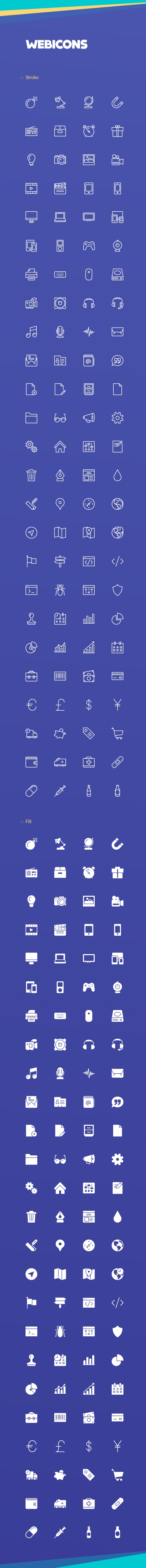 Webicons-100-Stroke-Fill-Icons